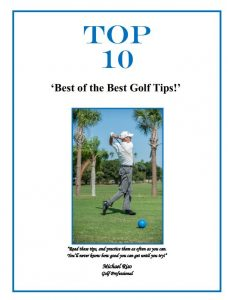 Top 10 Golf Tips Clearwater Golf Instructor